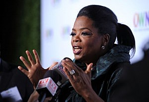 Oprah Winfrey Network's 2011 TCA Winter Press Tour Cocktail Party - Arrivals
