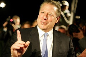 Gore Attends German Conference On Climate Change