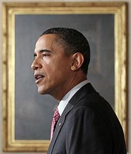 President Obama Makes Statement On Mubarak's Resignation
