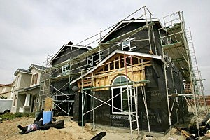 New Home Sales Hit A Record High