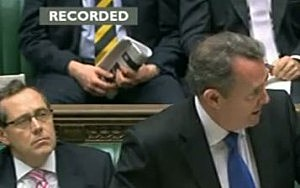Canadian MP Plays Air-Guitar During House of Commons Session (FT. IMAGE)