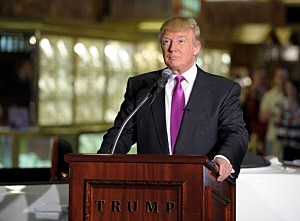 Donald Trump Named Celebrity Pace Car Driver for 100th Indy 500
