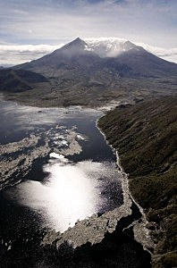 Volcano Advisory Continues For Mount St. Helens