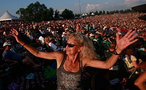 Woodstock Celebrates 40th Anniversary Of Historic Countercultural Concert