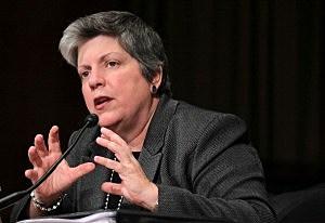 Napolitano Testifies At Senate Judiciary Committee Hearing