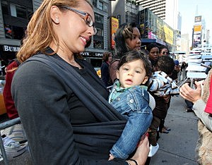Save the Children, NGO Partners, Public Gather in Times Square