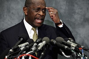 Herman Cain Joins Congressional Health Care Caucus To Discuss Health Care System