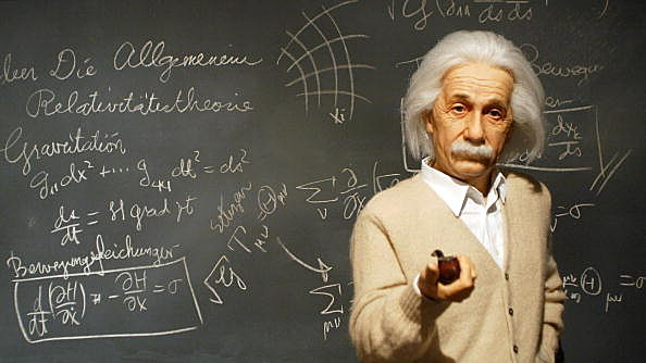 100th Anniversary Of Einstein's Theory of Relativity