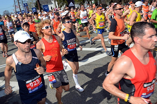 116th Boston Marathon