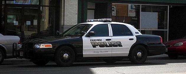 Yakima Police Car