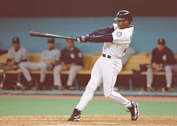 Ken Griffey Jr Kingdome