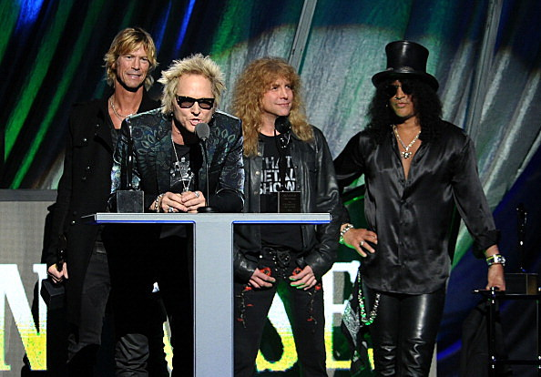 27th Annual Rock And Roll Hall Of Fame Induction Ceremony - Show