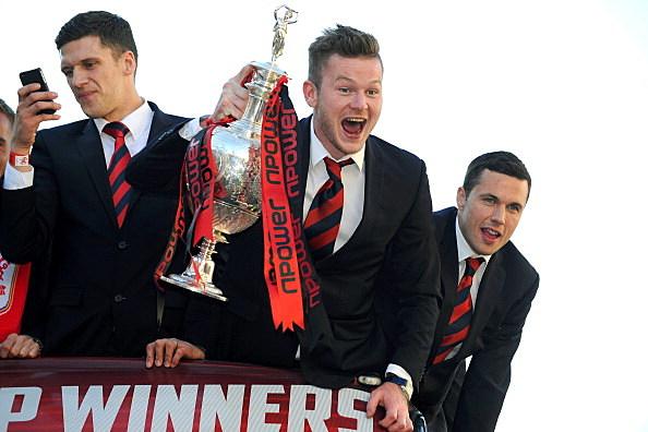 Cardiff City npower Championship Winners Parade