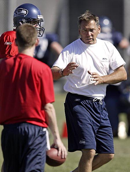 jim zorn seahawks coach