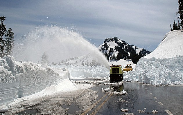 chinook pass clearing