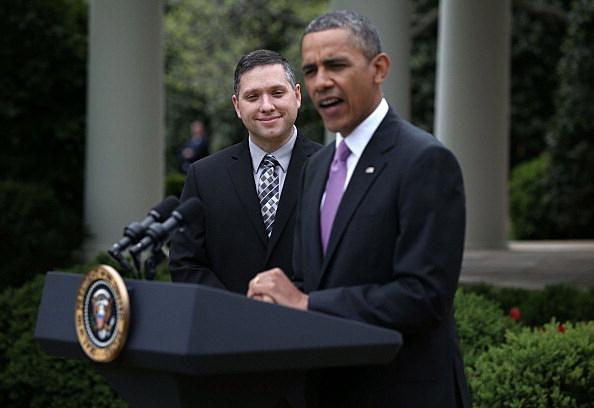 Jeff Charbonneau, President Obama