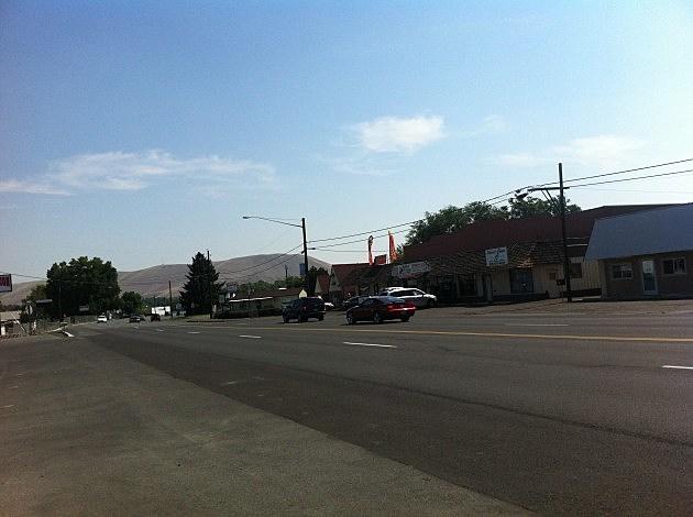 Union Gap road 2