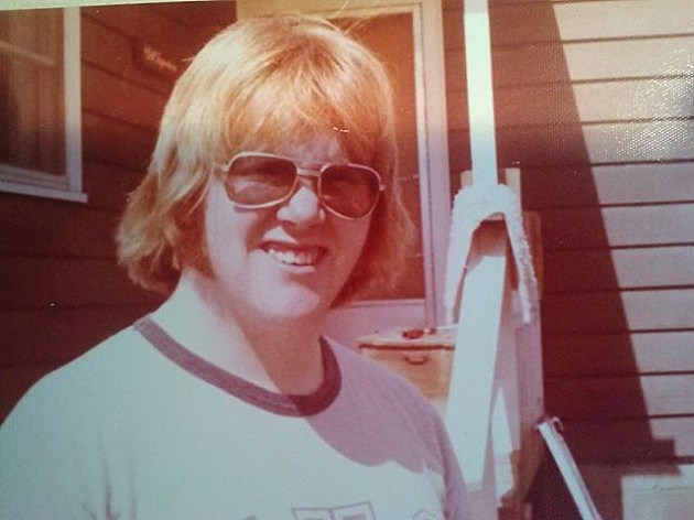 Brian Teegarden in 1974