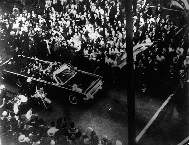 Kennedy At Dallas