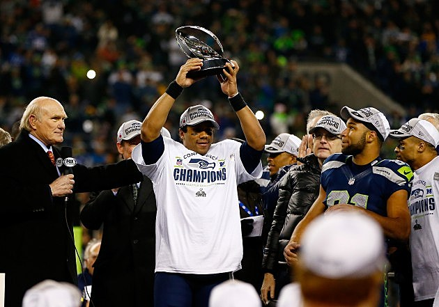 NFC Championship - San Francisco 49ers v Seattle Seahawks Russell Wilson