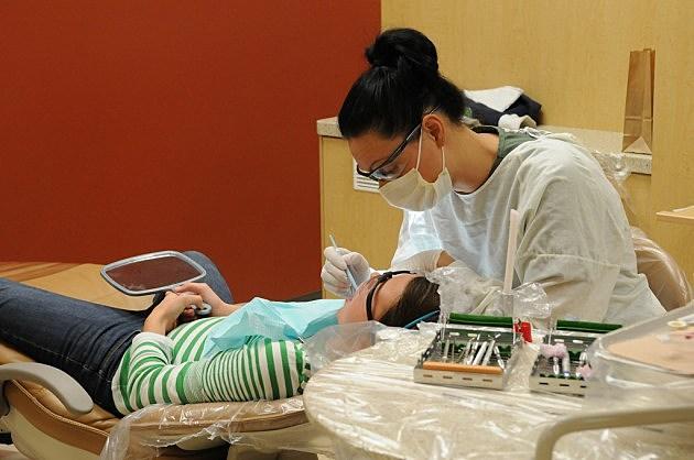 YVCC Dental Hygene Student