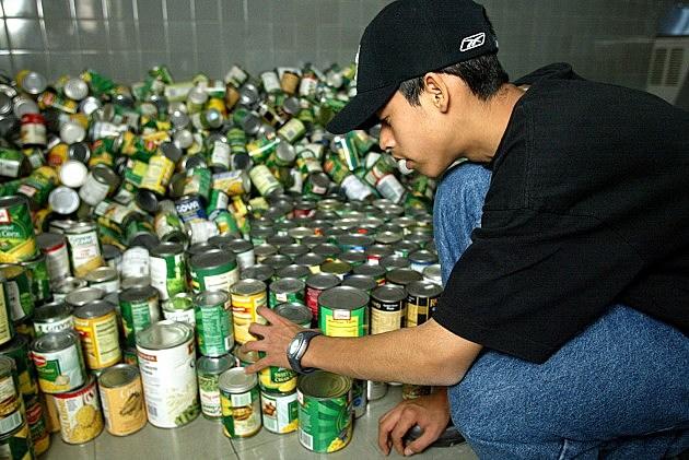 Food Drive Volunteer