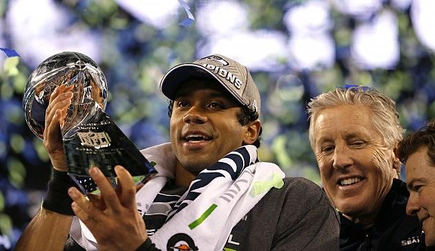 Super Bowl XLVIII - Seattle Seahawks v Denver Broncos Russell Wilson