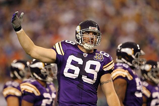 Jared Allen Vikings