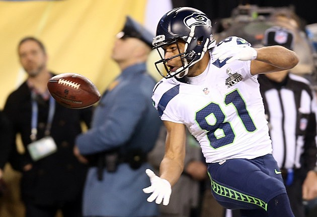 Golden Tate Super Bowl XLVIII