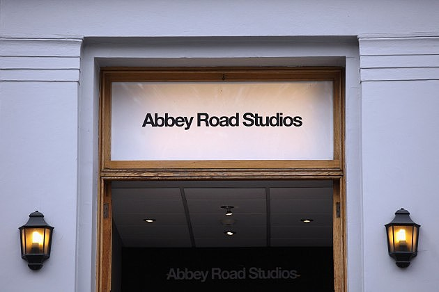 Abbey Road In St Johns Wood Made Famous By The Beatles