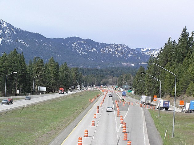 I-90 Snoqualmie Pass