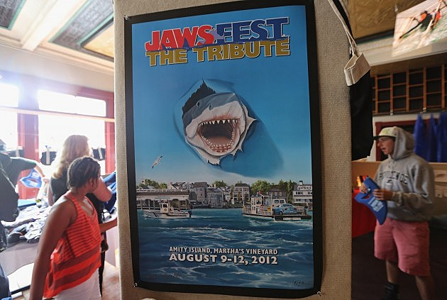 Jaws Fest poster