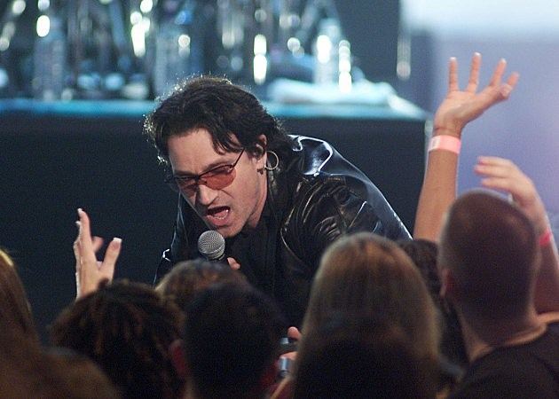 VH1 Music Awards Bono