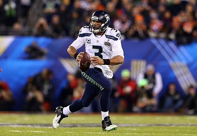 Russell Wilson Super Bowl XLVIII - Seattle Seahawks v Denver Broncos