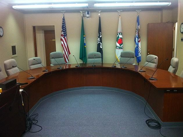 Yakima City Council Chambers