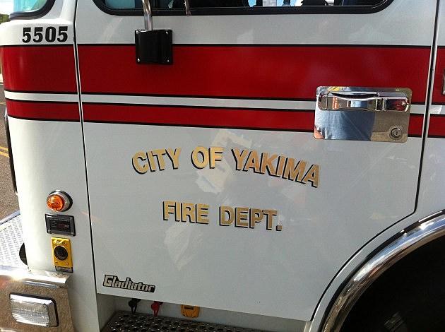 Yakima Fire Truck