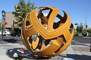 """""""Transcendence"""" Yakima Public Art"""