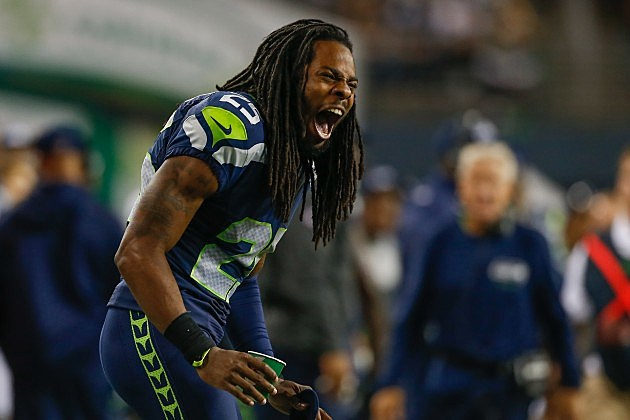 Richard Sherman San Diego Chargers v Seattle Seahawks