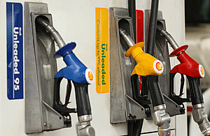 Confusing Petrol Pump Signs Cause Vehicle Engine Damage
