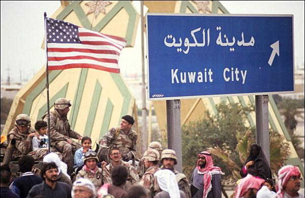 gulf war between iraq and kuwait essay