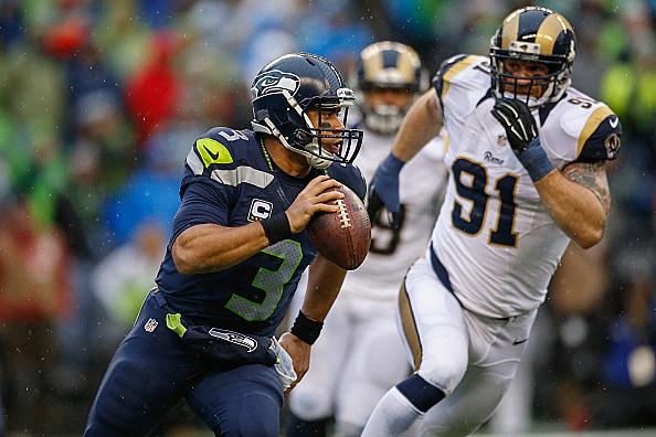 St. Louis Rams v Seattle Seahawks