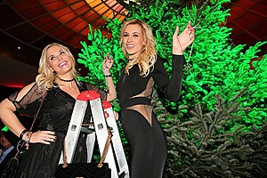 Christmas Party At Hotel Vier Jahreszeiten Kempinski Munich
