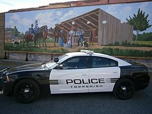 toppenish-police-car
