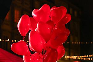 Valentine's Day in Warsaw