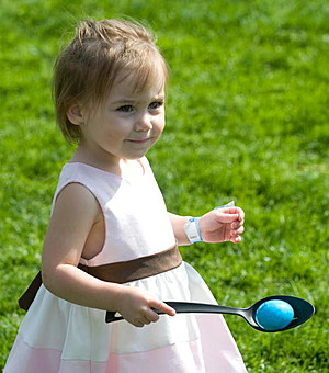 One-year-old Macie Zehring from Rayford,