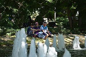 Hot Weather in Ankara
