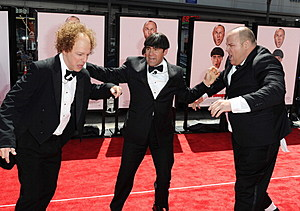 "Premiere Of Twentieth Century Fox's ""The Three Stooges"" - Arrivals"