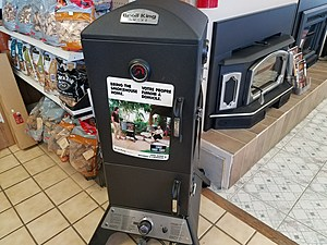 Fosseens Broil King Propane Smoker